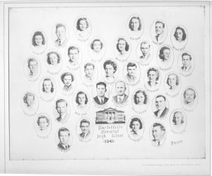 1941 Yearbook  From Rose Patterson