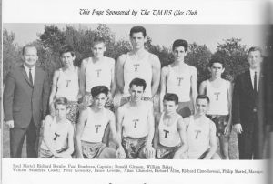 1965 Cross Country 5 Compliments Of A. Chandler '65