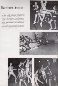1968 Boys Basketball 5 Compliments Of Bill Pederson '68