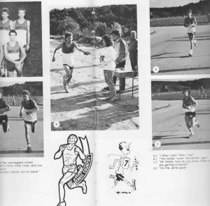 1988 Cross Country Yearbook 2